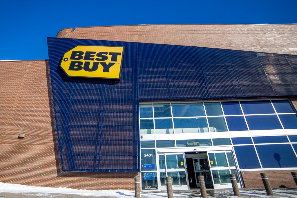 Magasin Best Buy